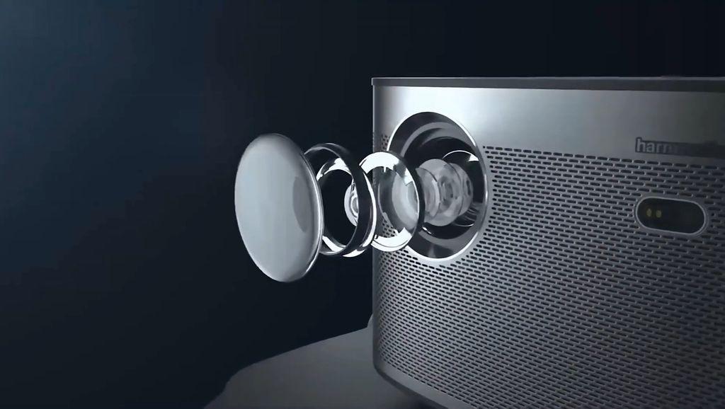 XGIMI H3 защитное стекло