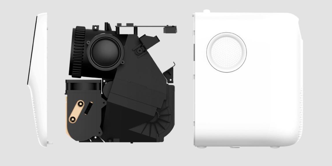 внутри Xiaomi Wanbo T2
