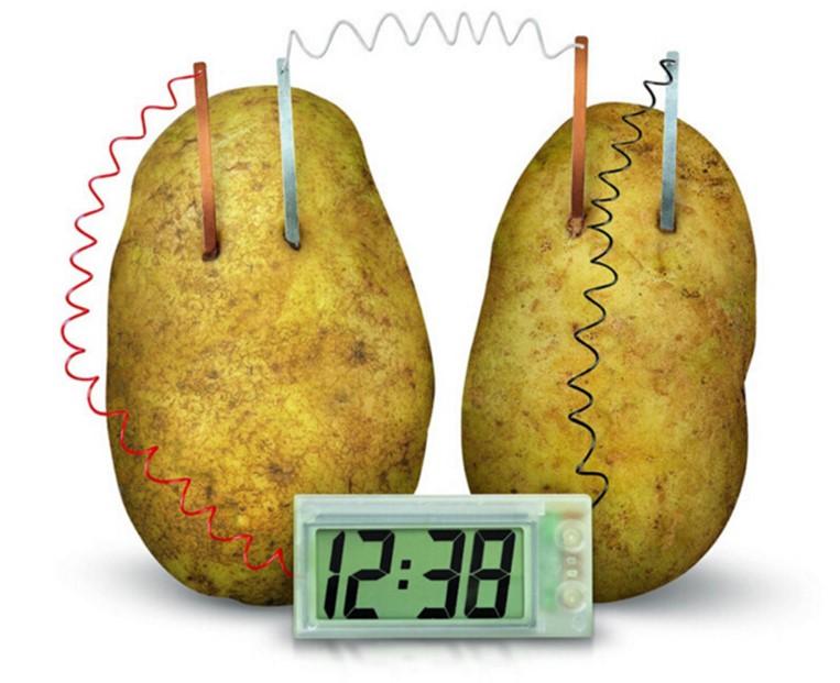 Картофельные часы(1)