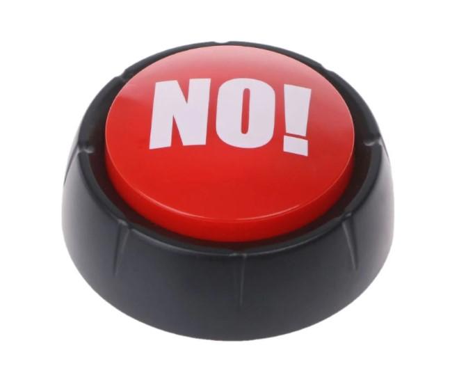 Кнопка Нет