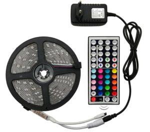 LED подсветка для проекционного экрана