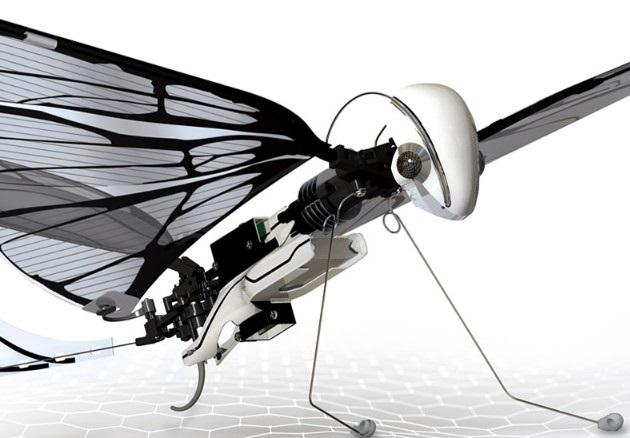 Радиоуправляемая бабочка