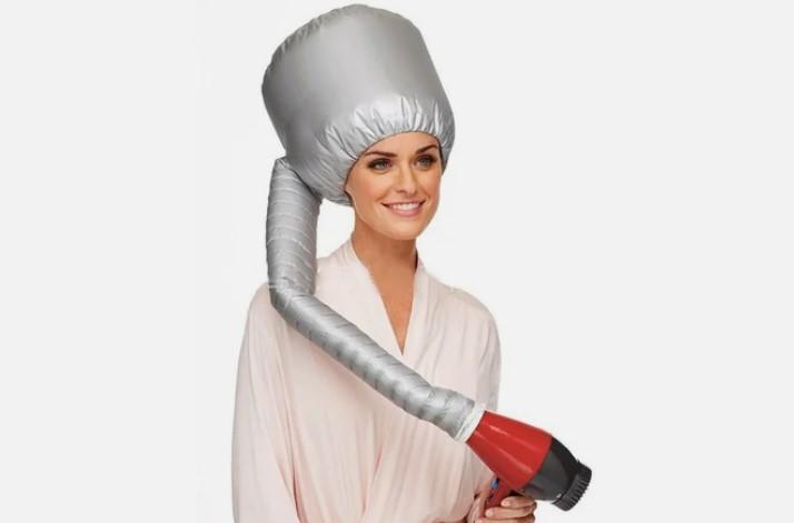 Шапочка для сушки волос