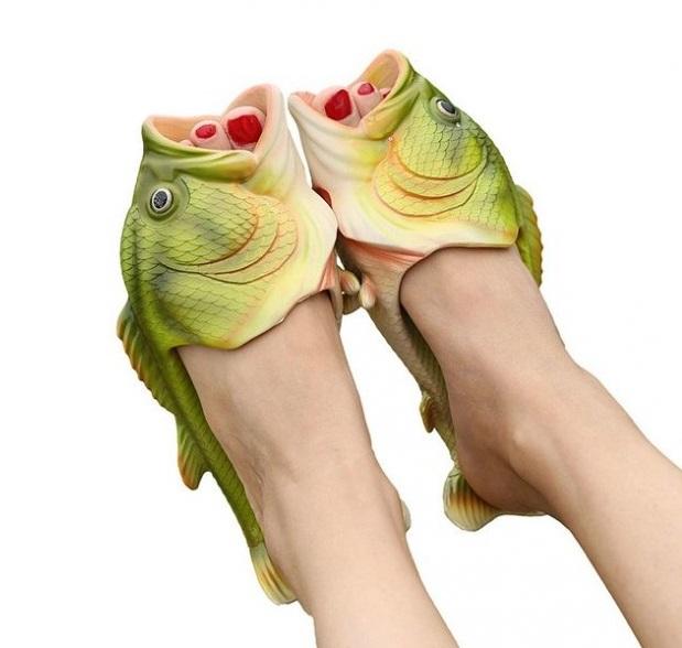 Тапочки-рыбы
