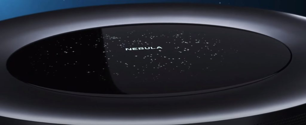 Anker Nebula Cosmos потолок