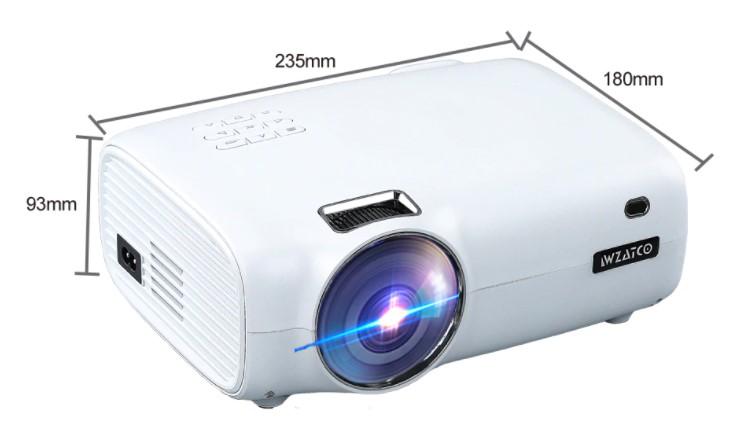 WZATCO E600 размер