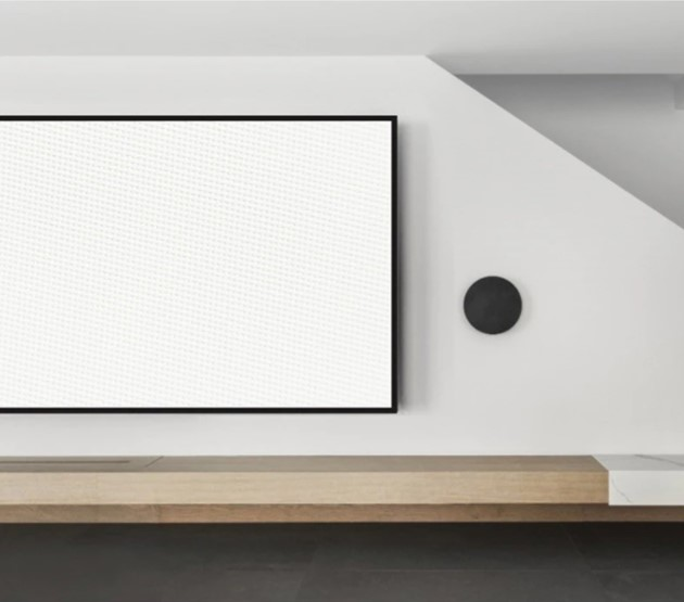 Пример акустически-прозрачного экрана