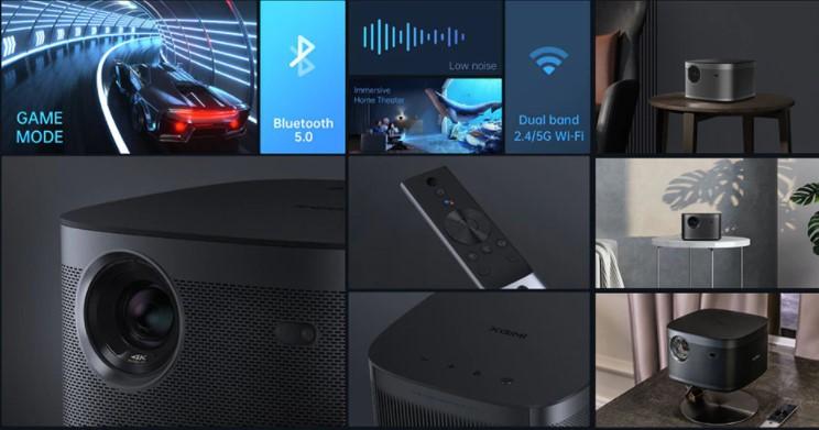 XGIMI Horizon и Horizon Pro промо 2